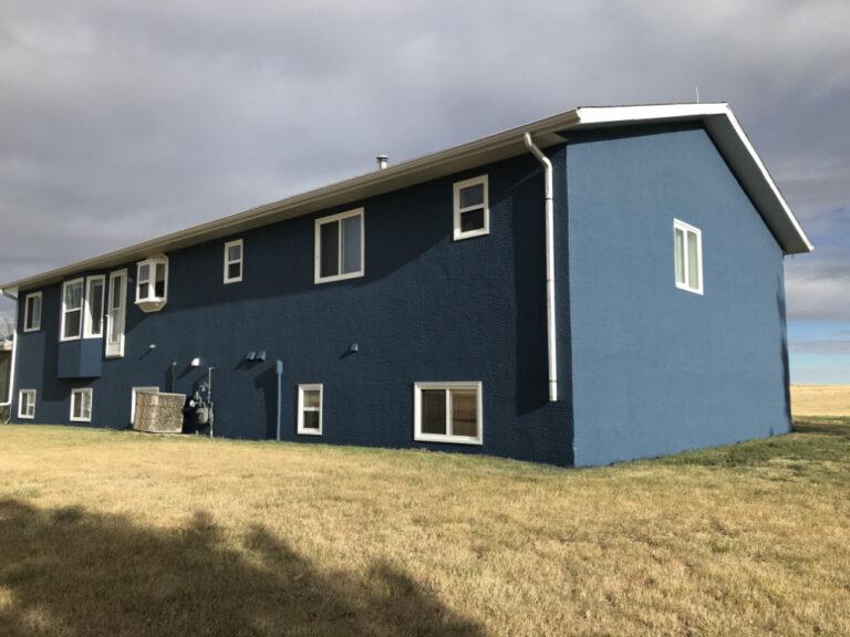 farm house stucco